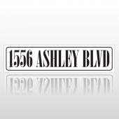 Ashley 202 Street Sign