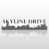 Skyline 209 Street Sign