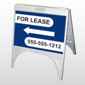 For Lease 41 A Frame Sign