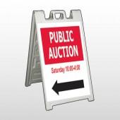 Auction 60 A Frame Sign