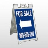 For Sale Sidewalk Sign