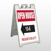 Open House 18 A Frame Sign
