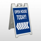 Open House 19 A Frame Sign