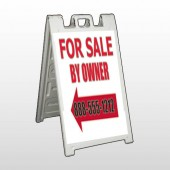 Sale By Owner 24 A Frame Sign